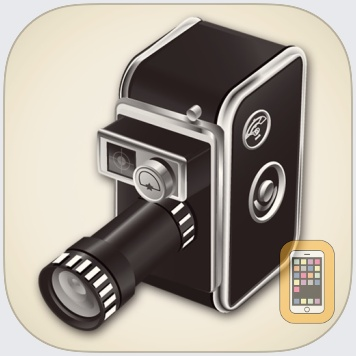 8mm Vintage Camera by NEXVIO INC. (Universal)