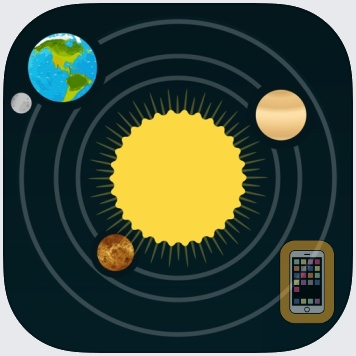 Solar System for iPad by Touch Press Inc (iPad)