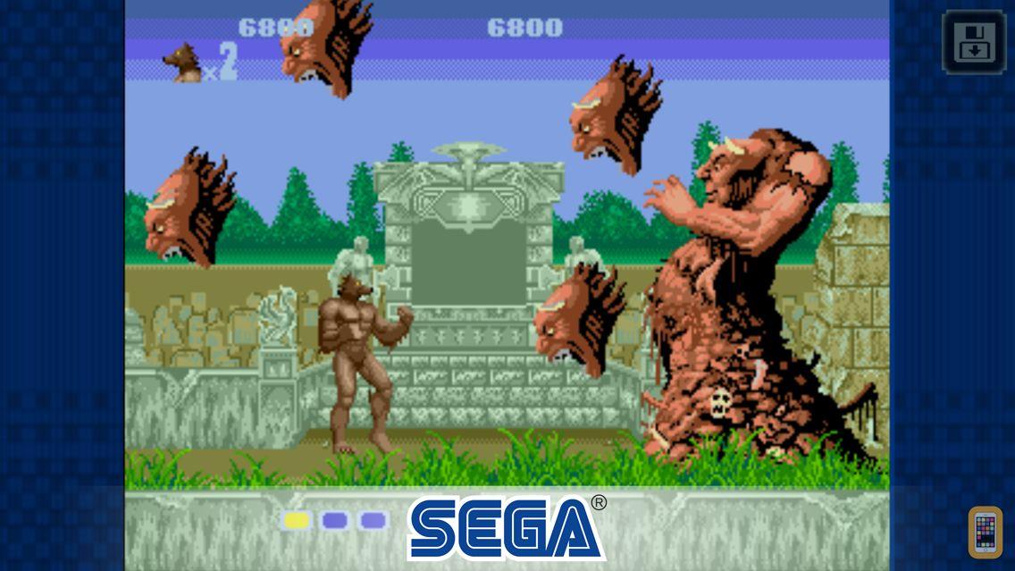 Screenshot - Altered Beast