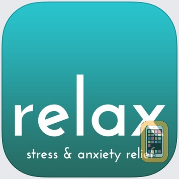 Relax - Stress and Anxiety Relief by Saagara (Universal)