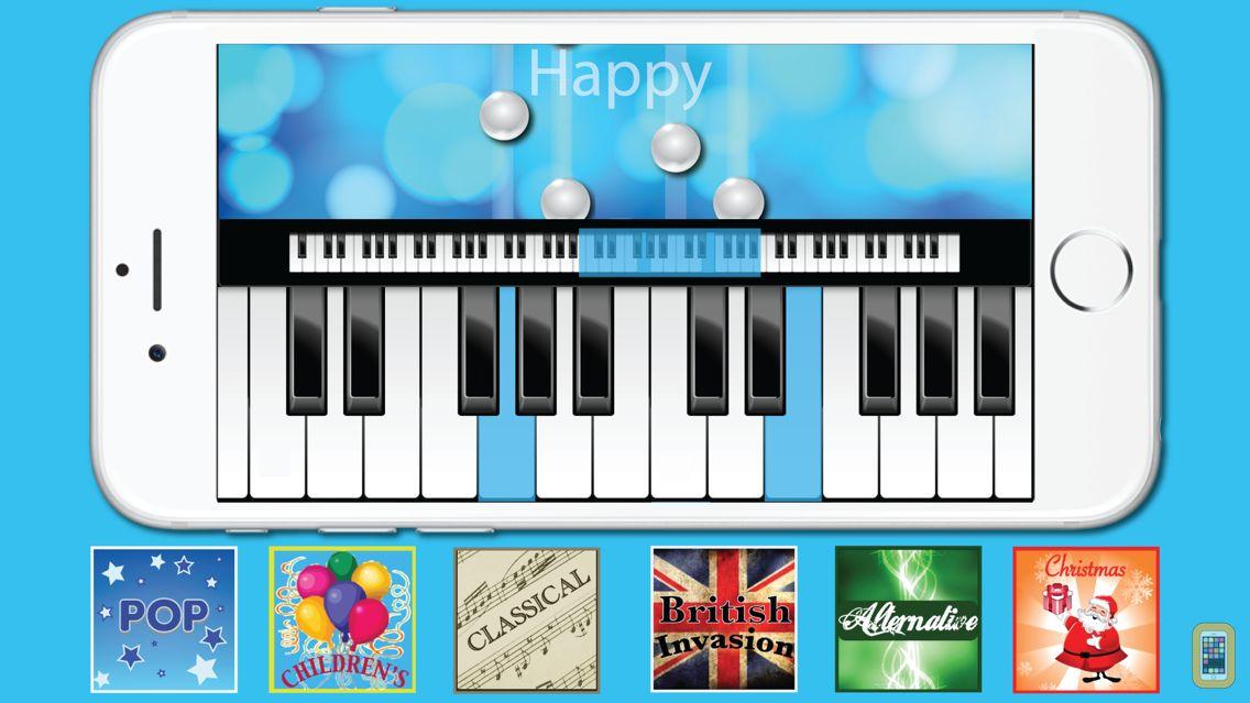 Screenshot - Piano with Songs