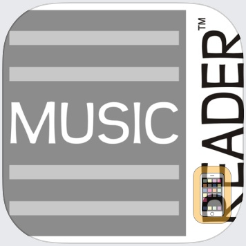 MusicReader PDF by Leoné MusicReader B.V. (iPad)