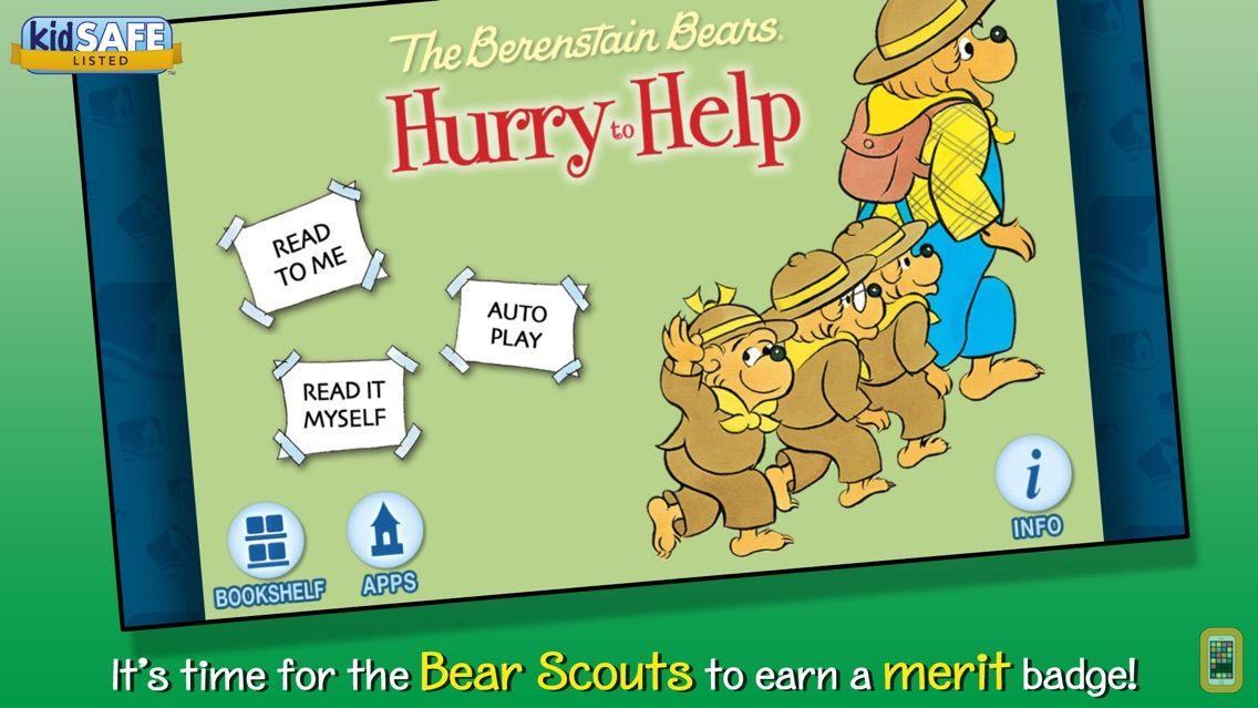 Screenshot - The Berenstain Bears Hurry to Help