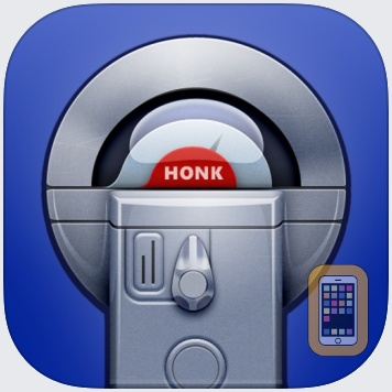 Honk - Find Car, Parking Meter Alarm and Nearby Places by Math Game House LLC (Universal)