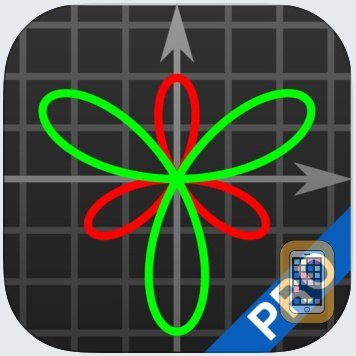 Good Grapher Pro - scientific graphing calculator by Iurii Mozharovskyi (Universal)