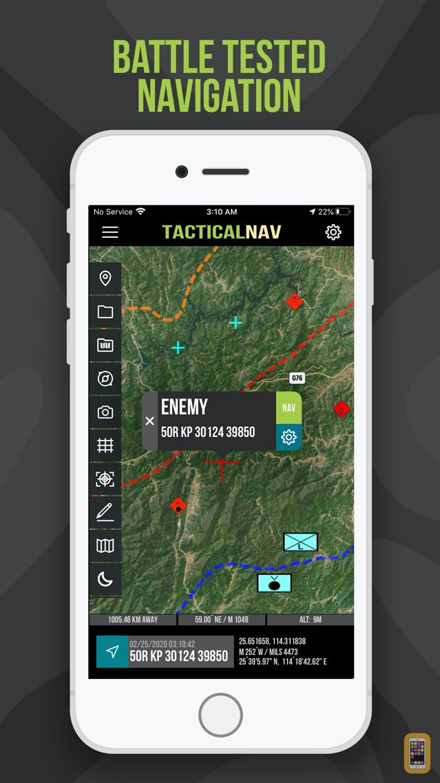 Screenshot - Tactical NAV