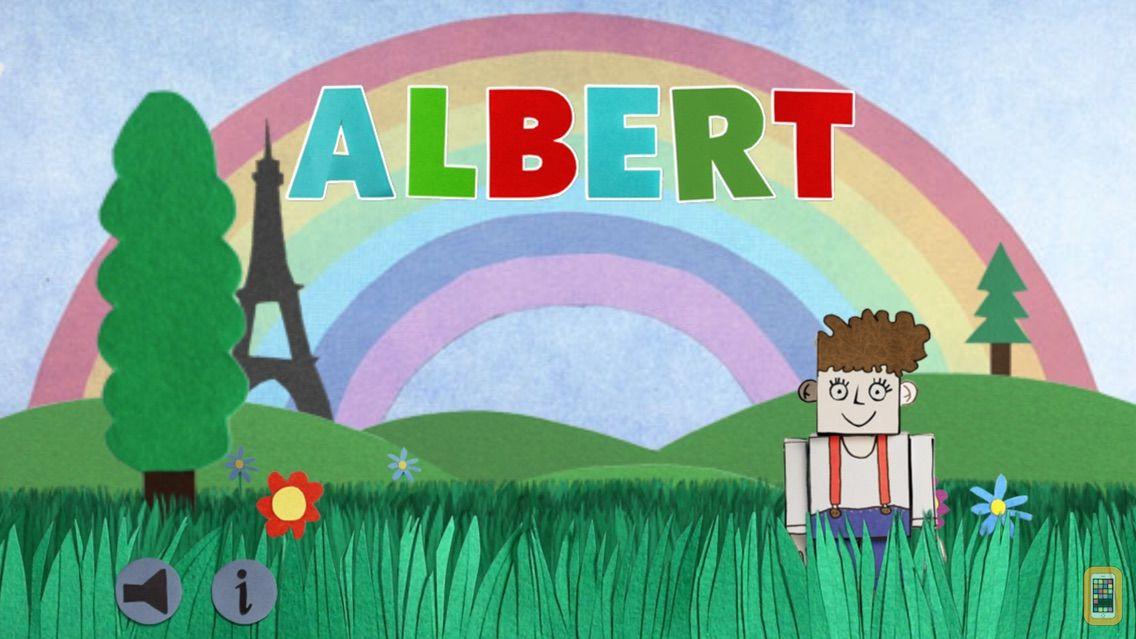 Screenshot - Albert