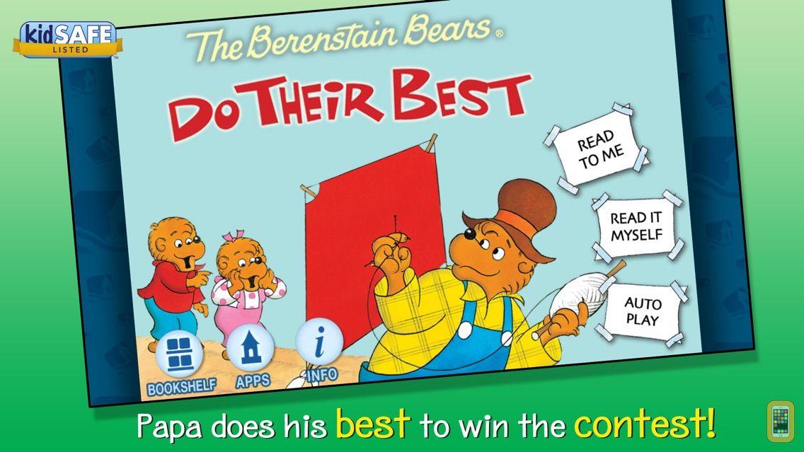 Screenshot - The Berenstain Bears Do Their Best