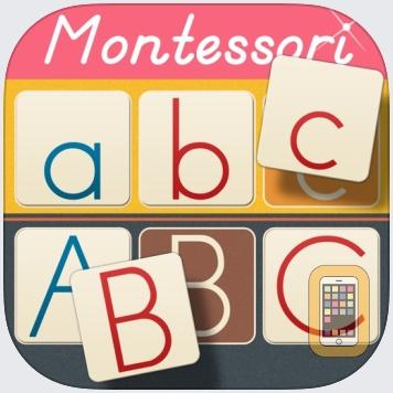ABC Alphabet -Montessori Language for Preschoolers by Rantek Inc. (Universal)