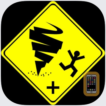 TornadoSpy+: Tornado Maps, Warnings and Alerts by Justin Time (iPhone)