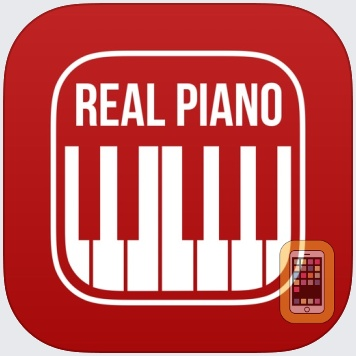 Real Piano™ by Cookie Apps, Inc. (Universal)