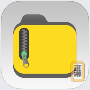 iZip - Zip Unzip Unrar Tool by ComcSoft Corporation (Universal)