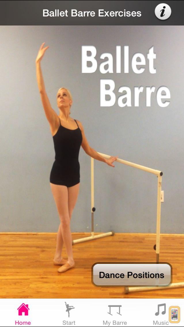 Screenshot - Ballet Barre Exercises