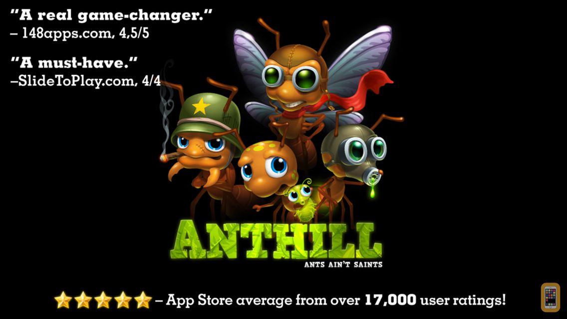Screenshot - Anthill