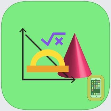 Geometry by WAGmob by Quizmine.Com (Universal)