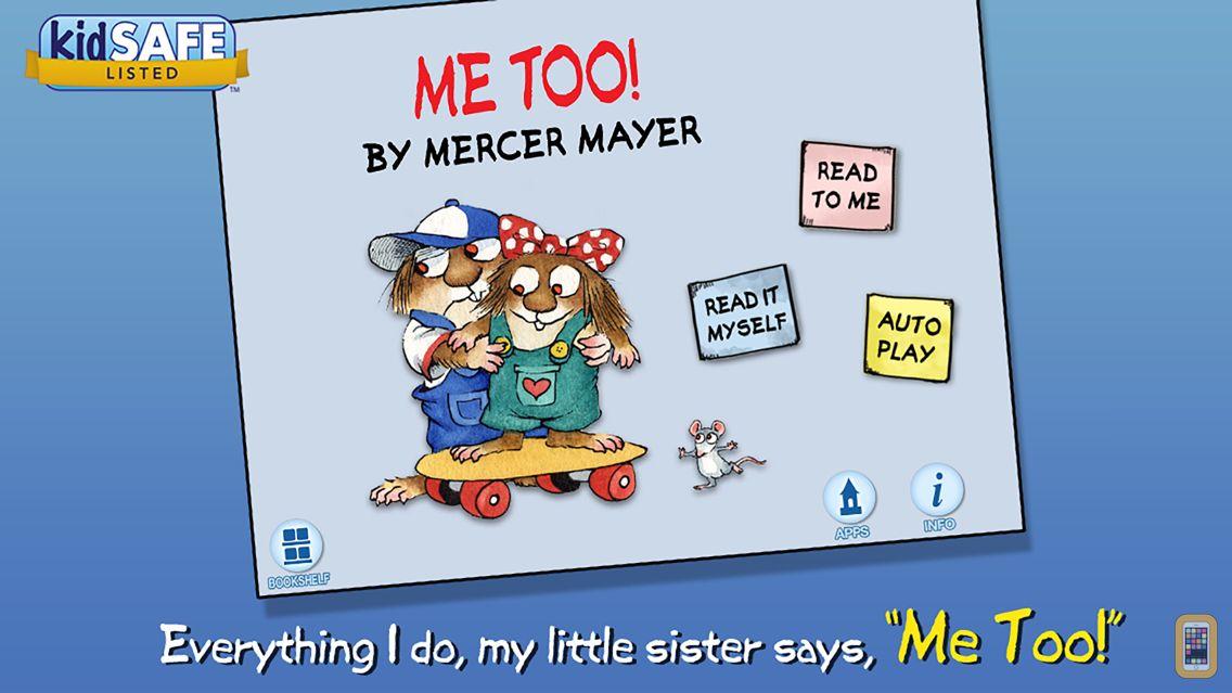 Screenshot - Me Too! - Little Critter