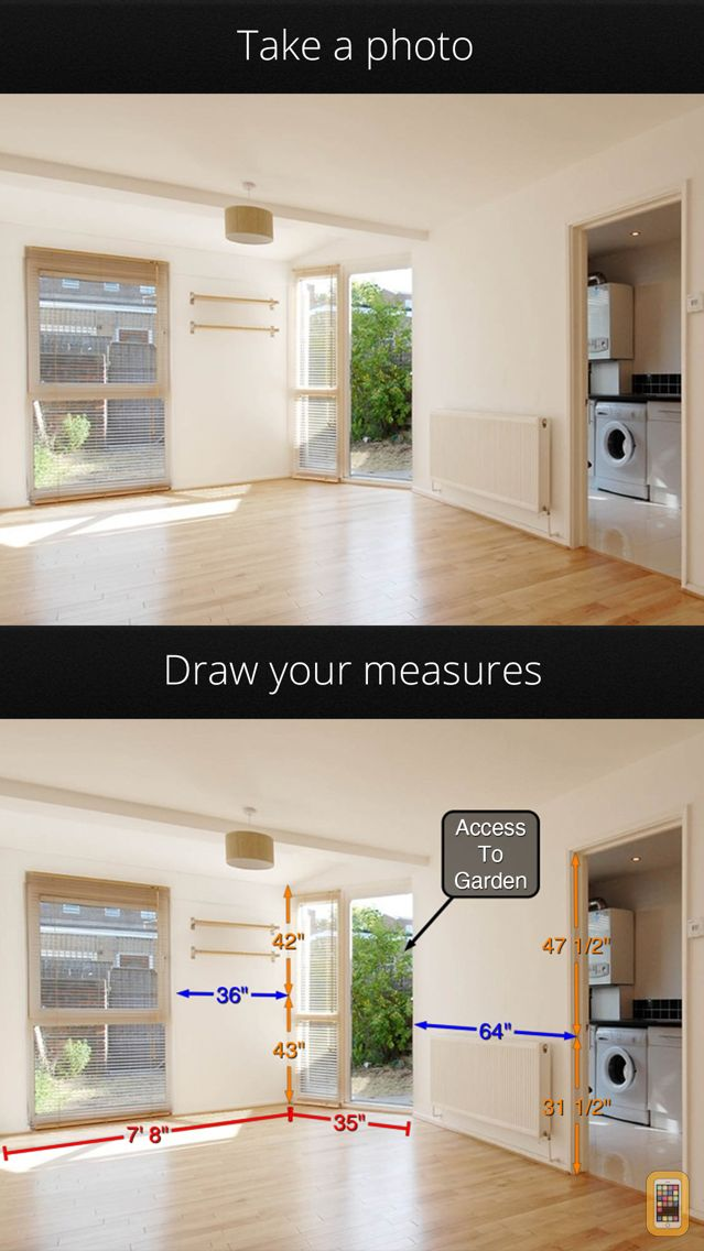 Screenshot - Photo Measures