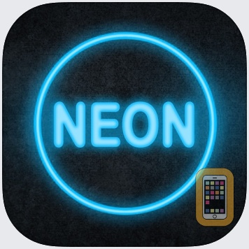 Neon Pictures – Neon Wallpapers & Neon Backgrounds by Rise Up Labs (Universal)