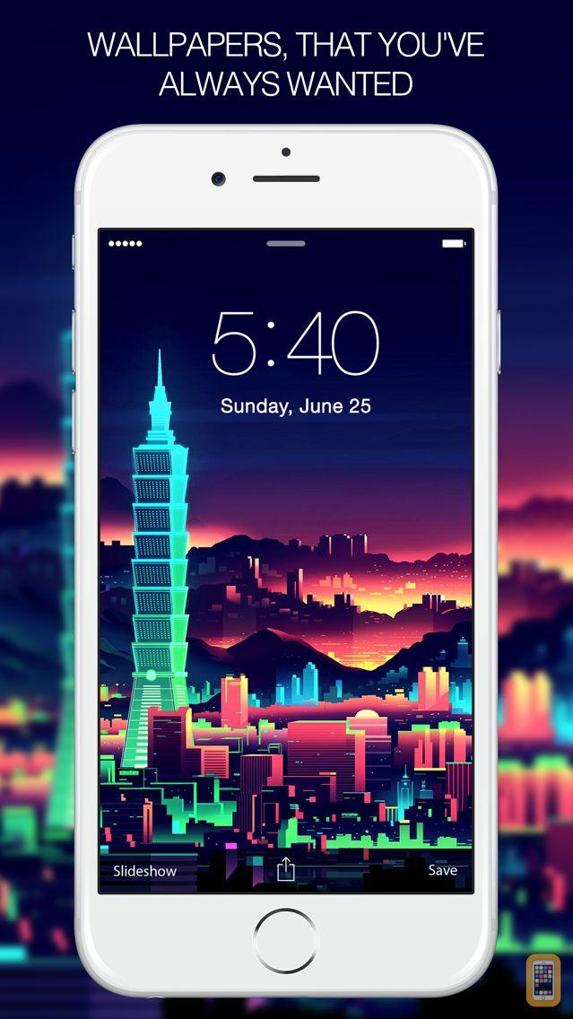 Screenshot - Neon Pictures – Neon Wallpapers & Neon Backgrounds
