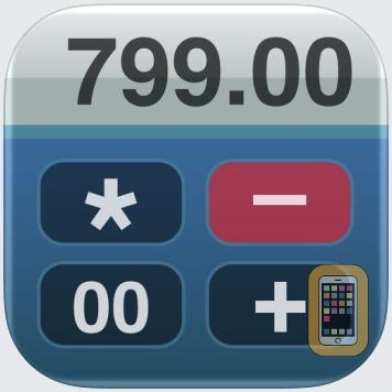 Adding Machine 10Key for iPad by Richard Silverman (iPad)