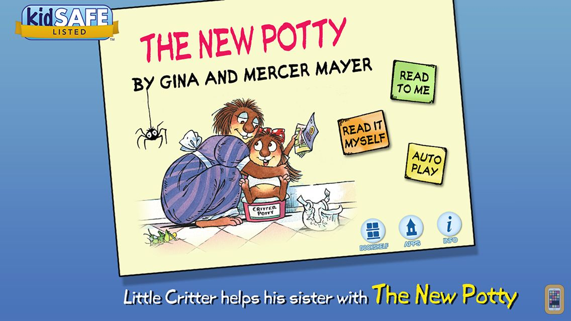 Screenshot - The New Potty - Little Critter