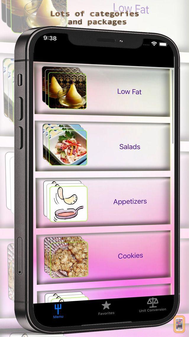 Screenshot - Low Fat Recipes.