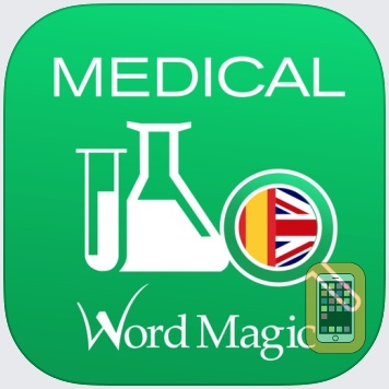 Spanish Medical Dictionary by Word Magic Software (Universal)