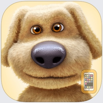 Talking Ben the Dog for iPad by Outfit7 Limited (iPad)