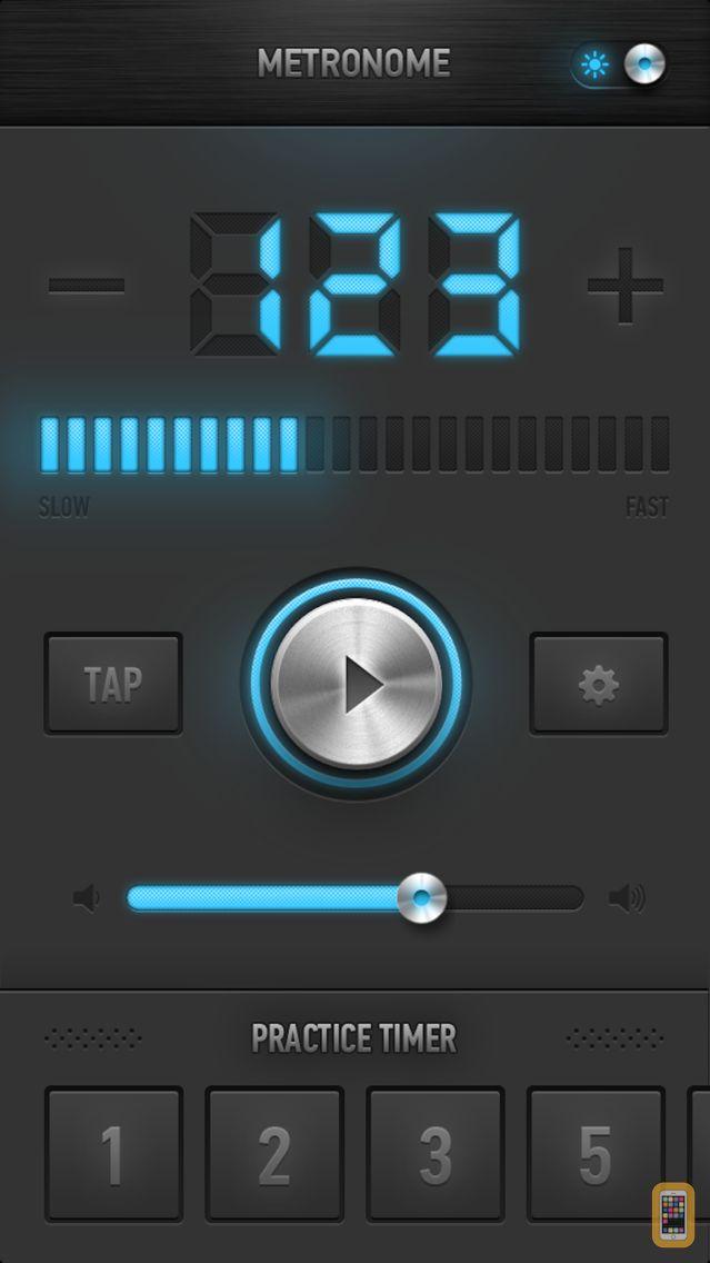 Screenshot - Metronome Ϟ