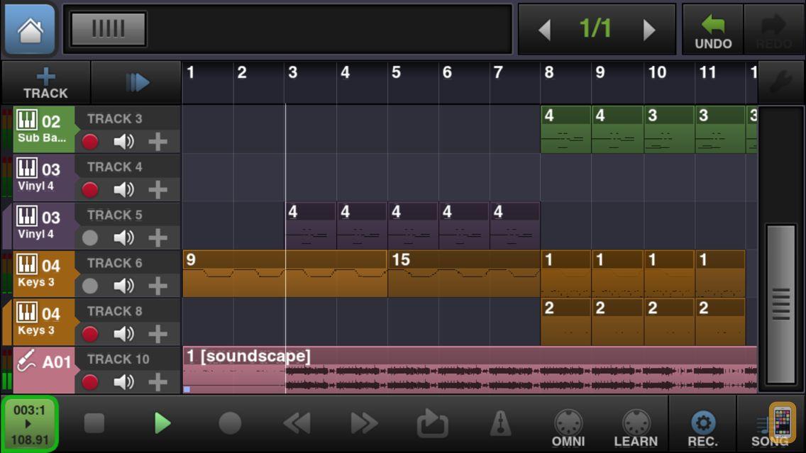 Screenshot - BeatMaker 2