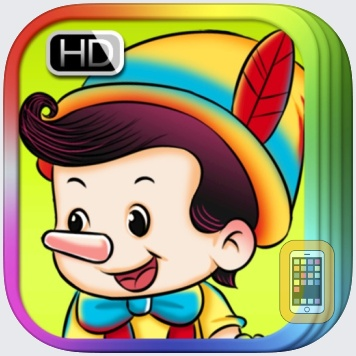 Pinocchio's Daring Journey Fairy Tale iBigToy by iBigToy inc. (Universal)