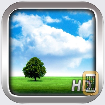 Weather Motion HD by Alexandre Morcos (iPad)