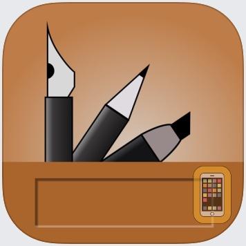 Drawing Box by Etienne Nguyen Tan Hon (iPad)
