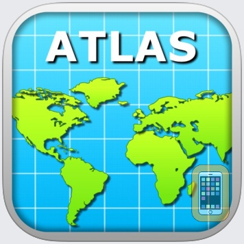 Atlas for iPad - Maps & Facts by Appventions (iPad)