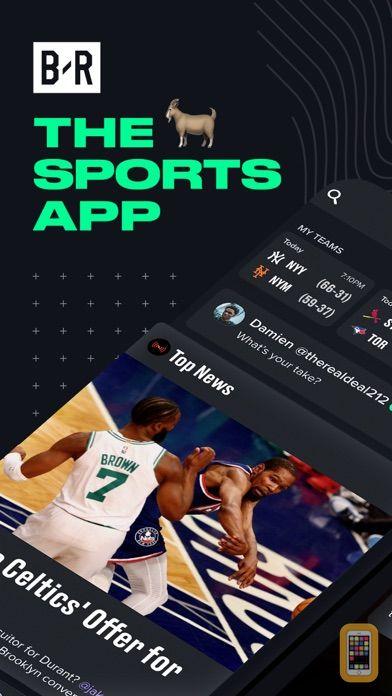 Screenshot - Bleacher Report: Sports News