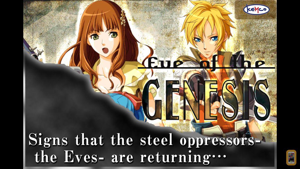 Screenshot - RPG Eve of the Genesis