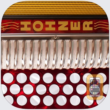 Hohner SqueezeBox by Michael Eskin (iPad)