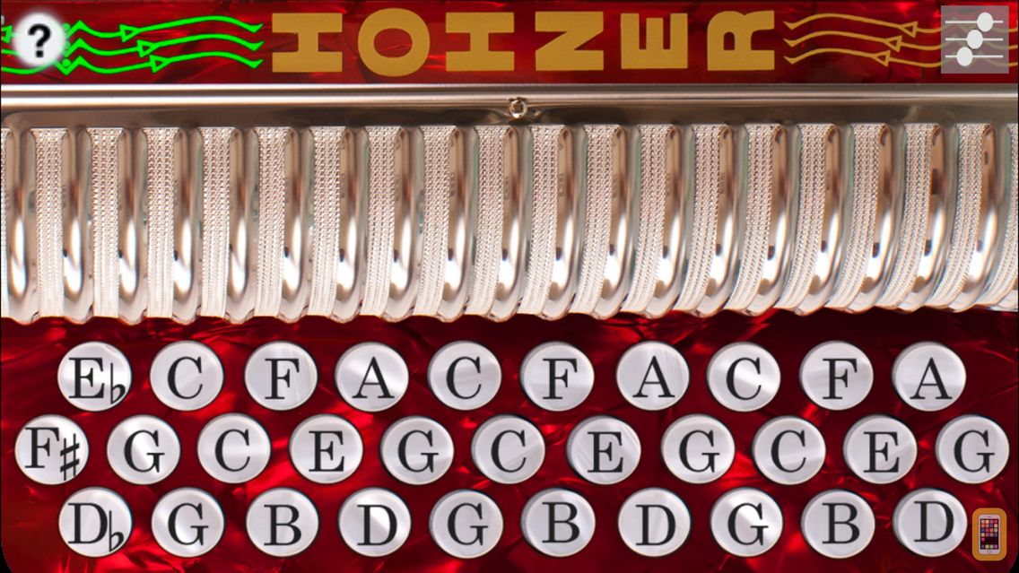 Screenshot - Hohner Mini-SqueezeBox