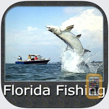 Florida fishing charts GPS by Flytomap (iPhone)
