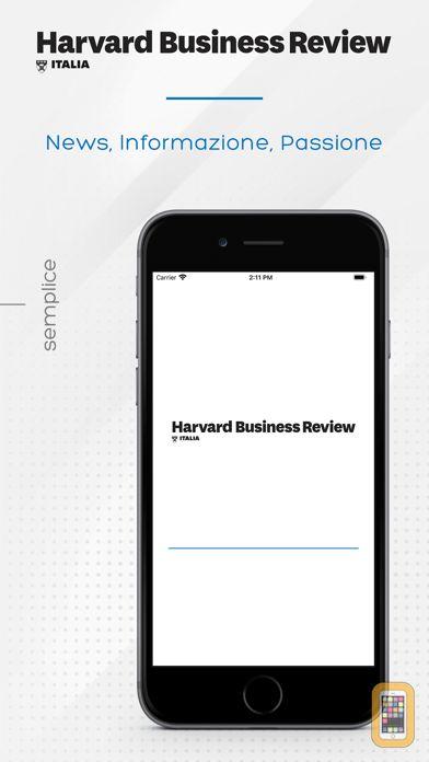 Screenshot - Harvard Business Review Italia