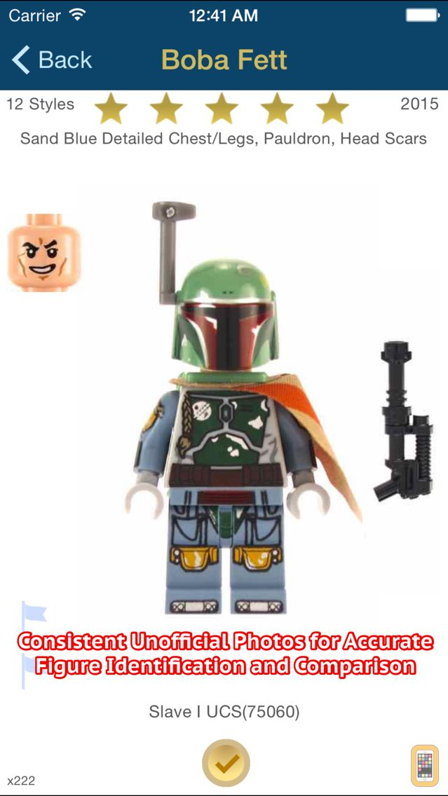Screenshot - SWMinis - For LEGO® Minifigs