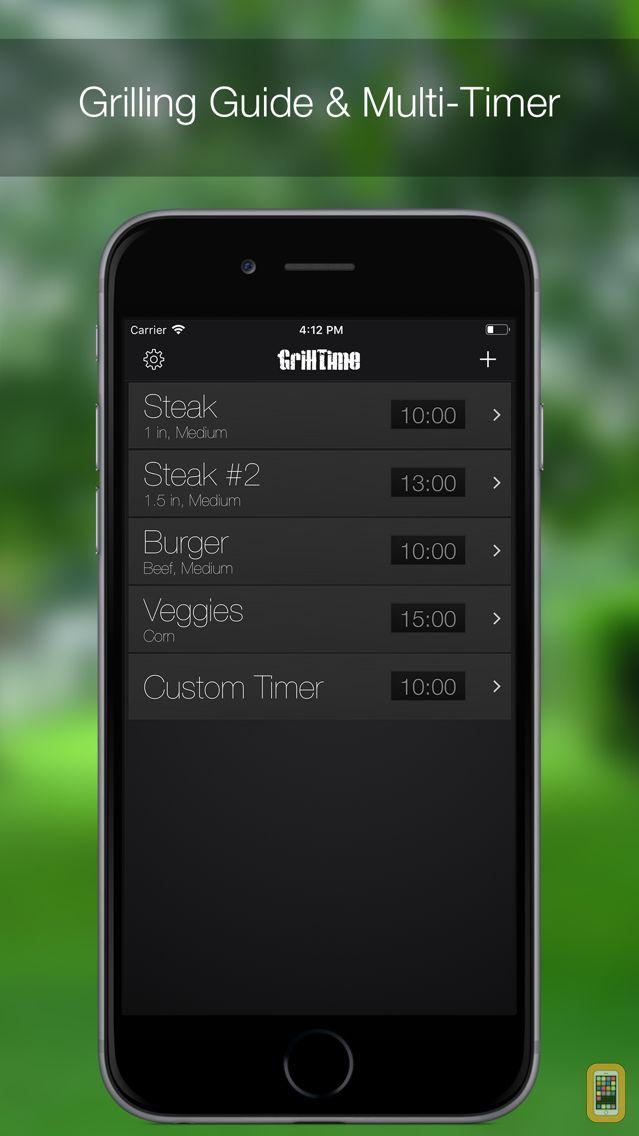 Screenshot - GrillTime