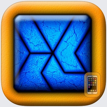 TriZen - Relaxing tangram style puzzles by Little White Bear Studios, LLC (iPhone)