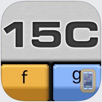 15C Scientific Calculator by Vicinno by Vicinno Soft LLC (iPhone)