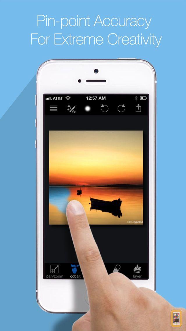 Screenshot - Paint FX : Photo Effects Editor