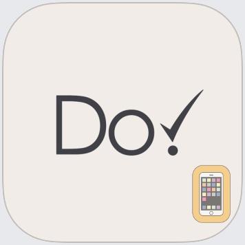 Do! - Simple To Do List by SU WON SHIN (Universal)