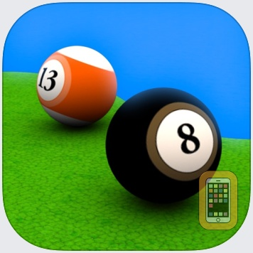Pool Break 3D Billiards 8 Ball, 9 Ball, Snooker by Kinetic Bytes (Universal)