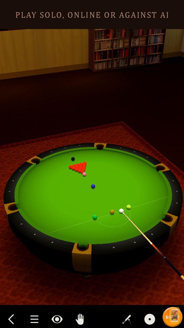 Screenshot - Pool Break 3D Billiards 8 Ball, 9 Ball, Snooker