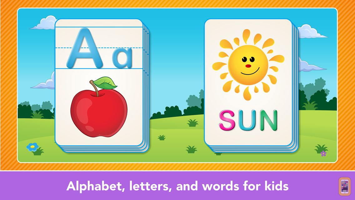 Screenshot - Learning games for toddlers.