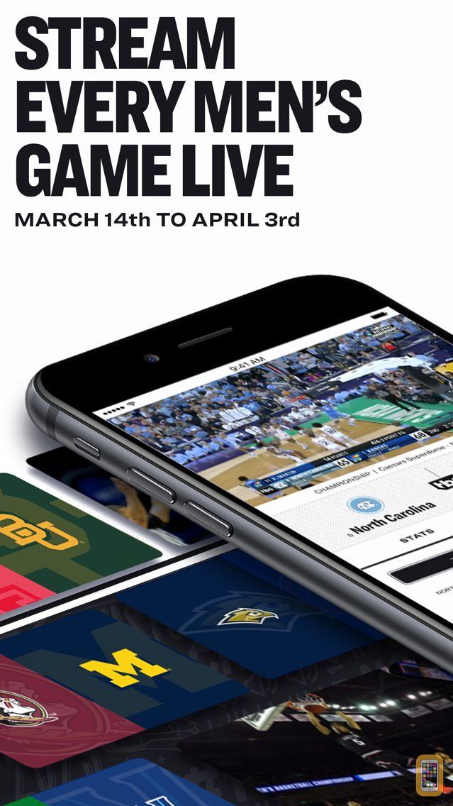 Screenshot - NCAA March Madness Live